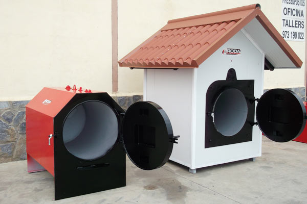 Productos para el hogar por marca calderas de lena para - Calefaccion lena radiadores ...